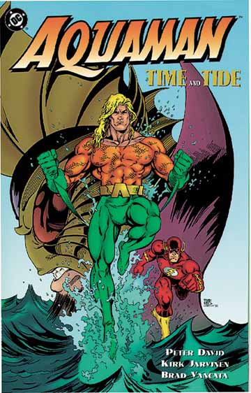 Aquaman Time & Tide